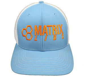 Matrix Lids Snapback Hat