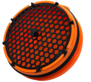 Matrix SpillProof Lids - Orange