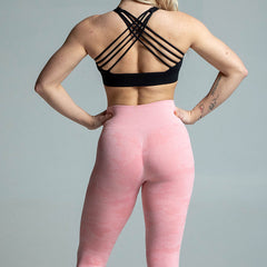 Women's Seamless Camo Leggings