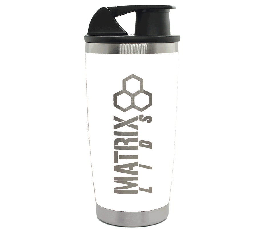 Matrix Shaker - 20oz White