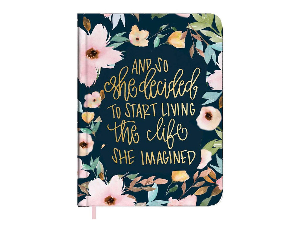 Living the Life She Imagined Journal