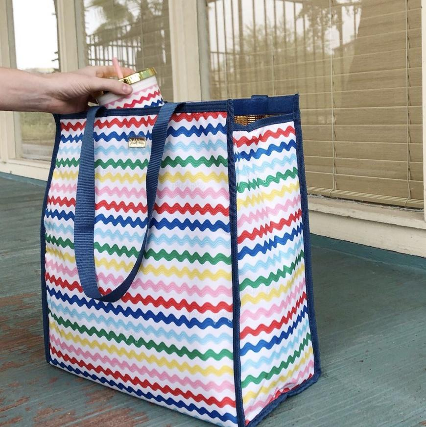 Making Waves Insulated Tote