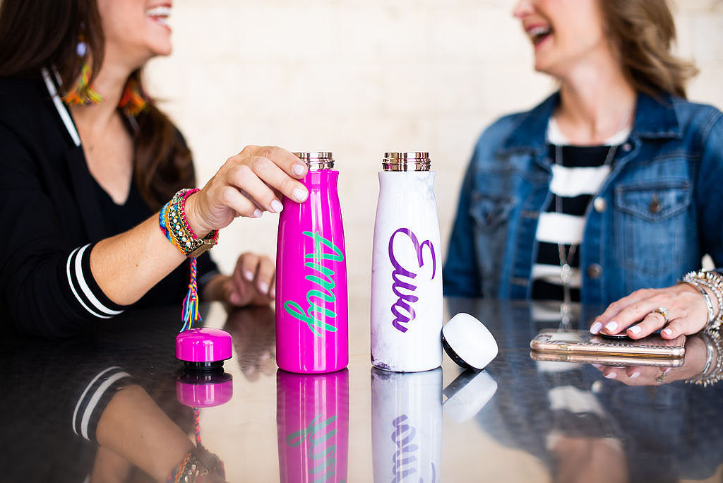 Wide Mouth Stainless Water Bottles