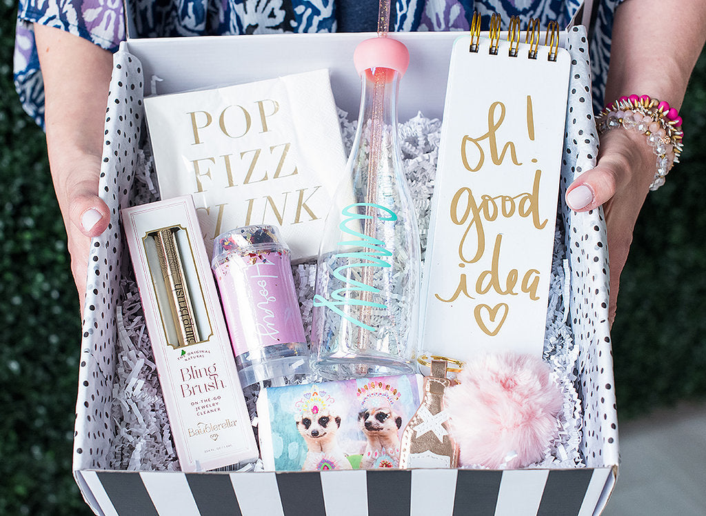 Pop, Fizz, Clink Box