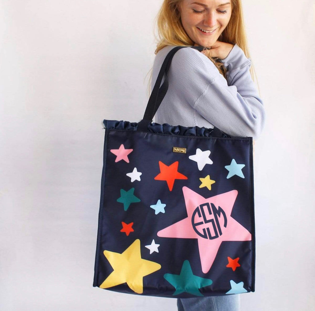 Oh My Stars Insulated Cooler Bag/Tote