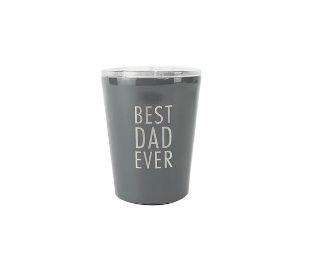 Best Dad Ever Stainless Tumbler