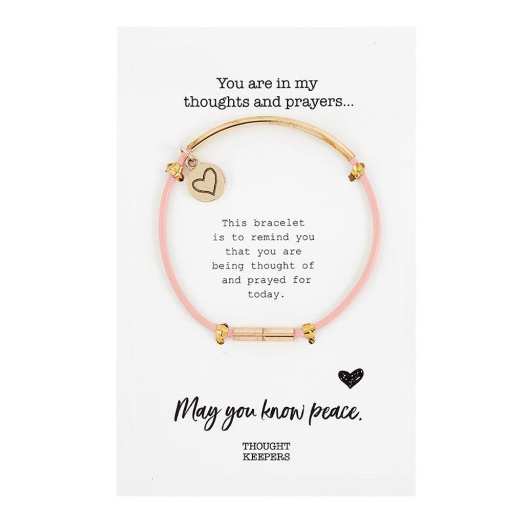 Thoughts and Prayers Bracelet