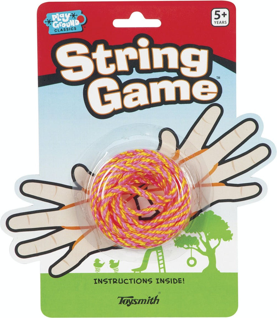 Cats Cradle String Game