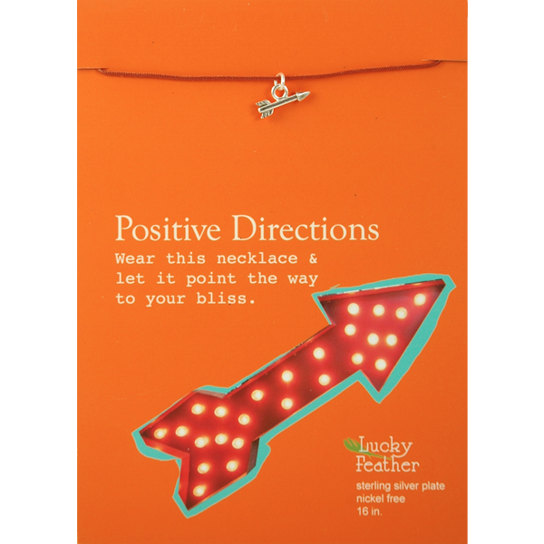 Positive Message Necklace