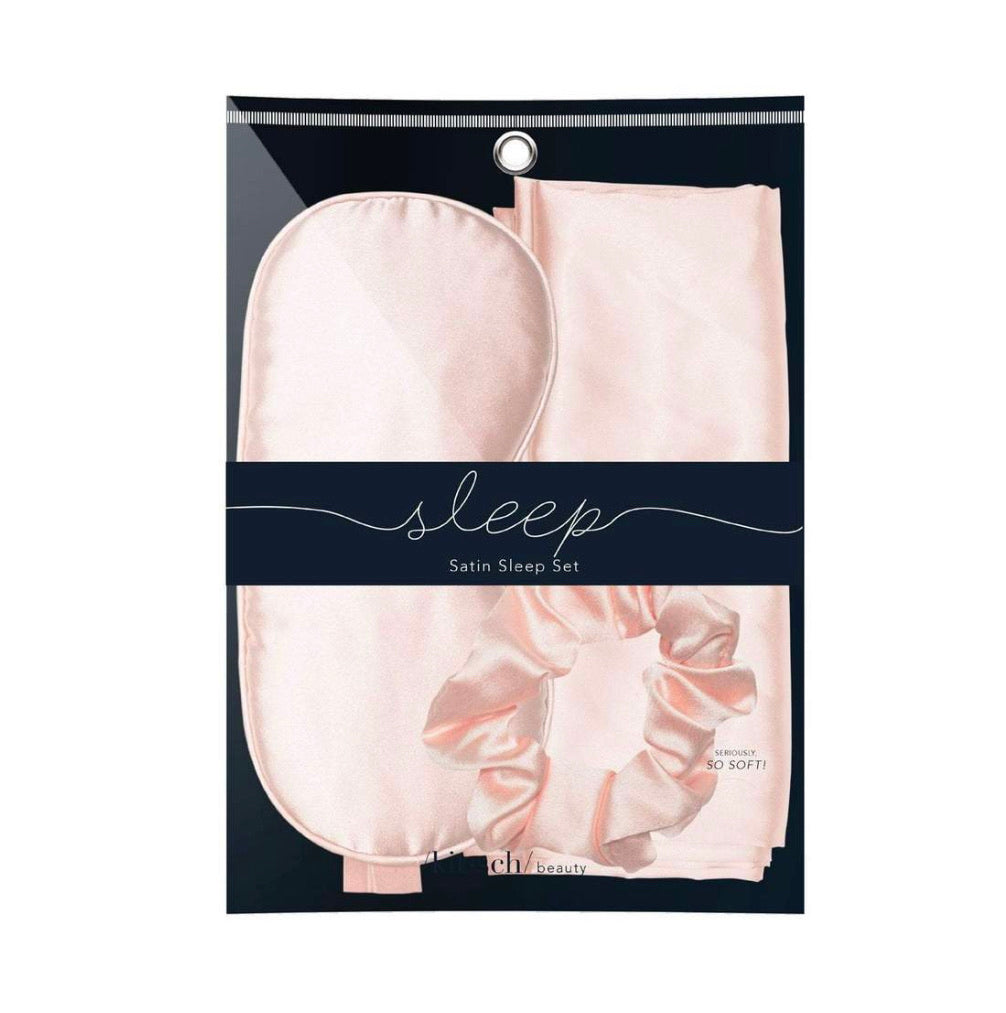 Satin Sleep Sets