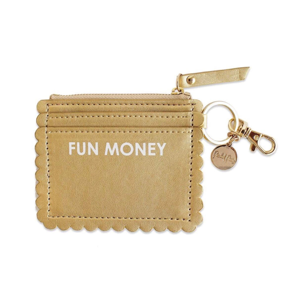 Fun Money Card Holder Keychain