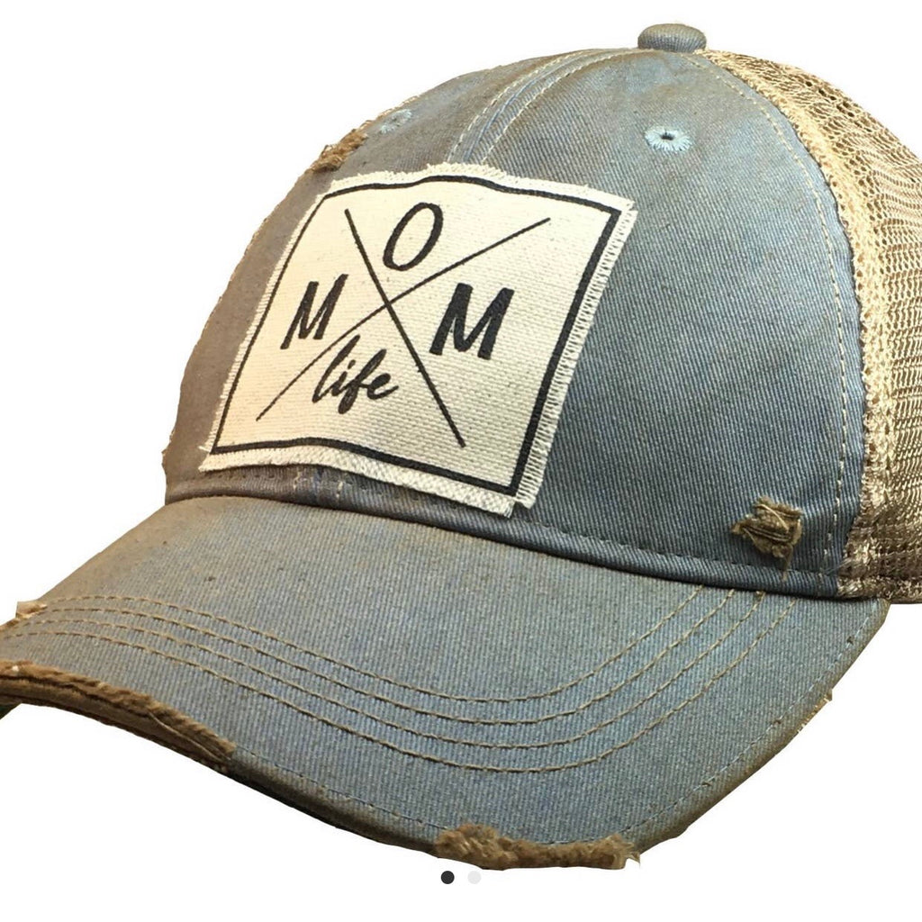 PREORDER Distressed Trucker Hats