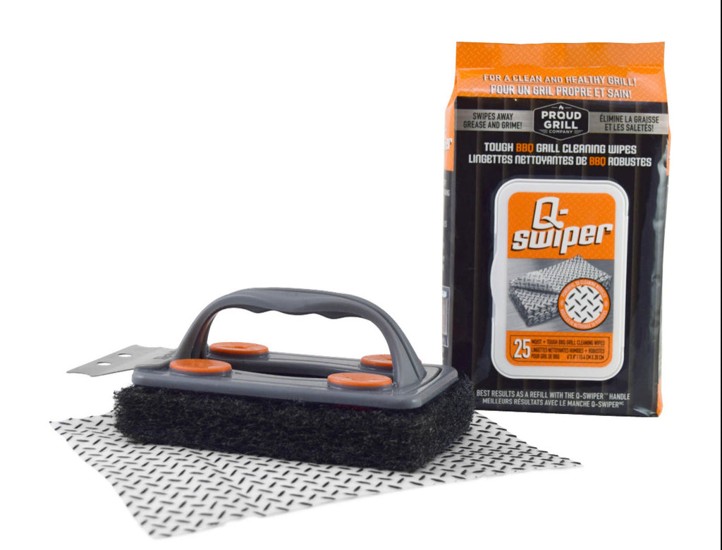 BBQ Grill Cleaner Set