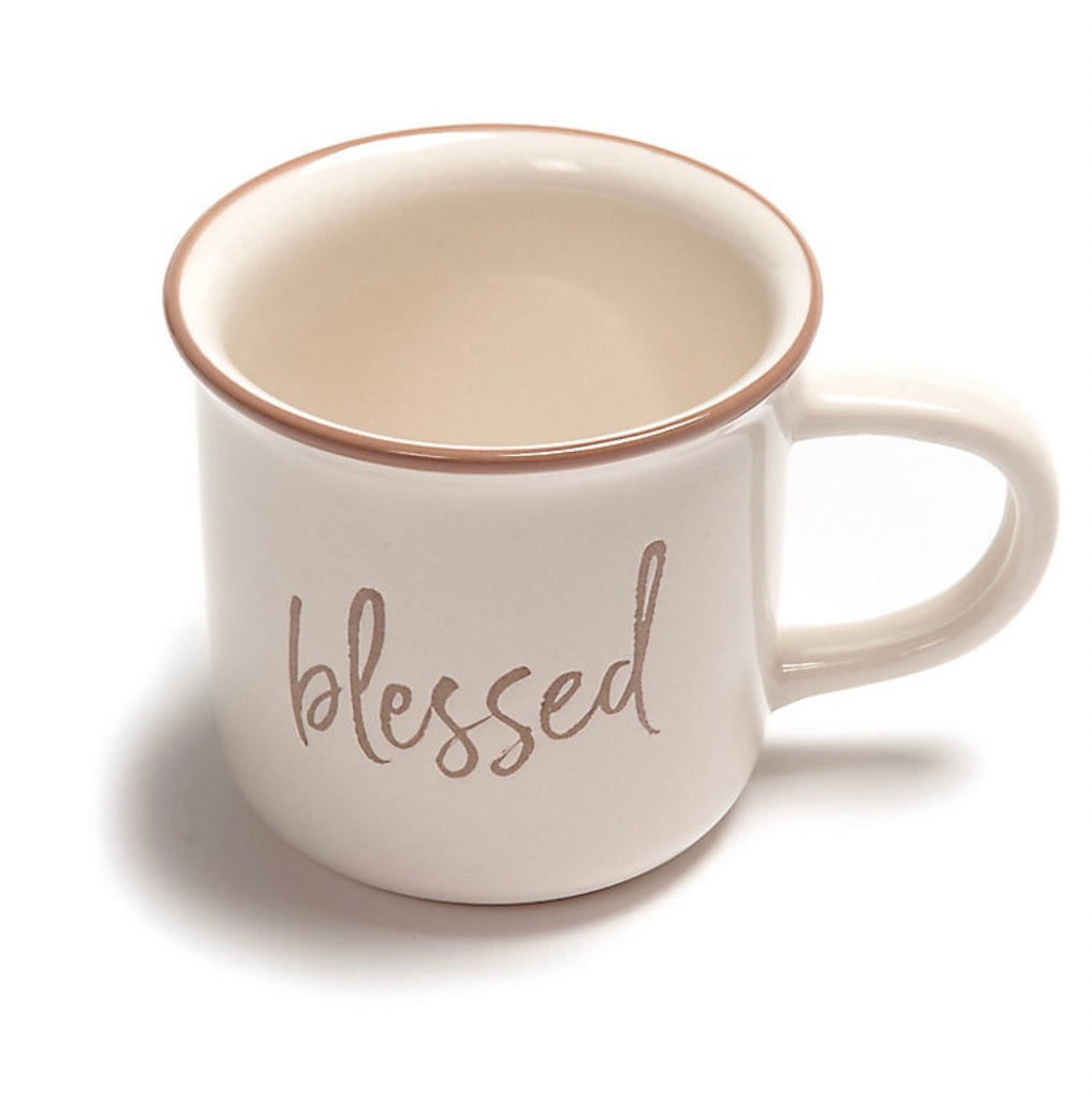 Blessed or Thankful Mug