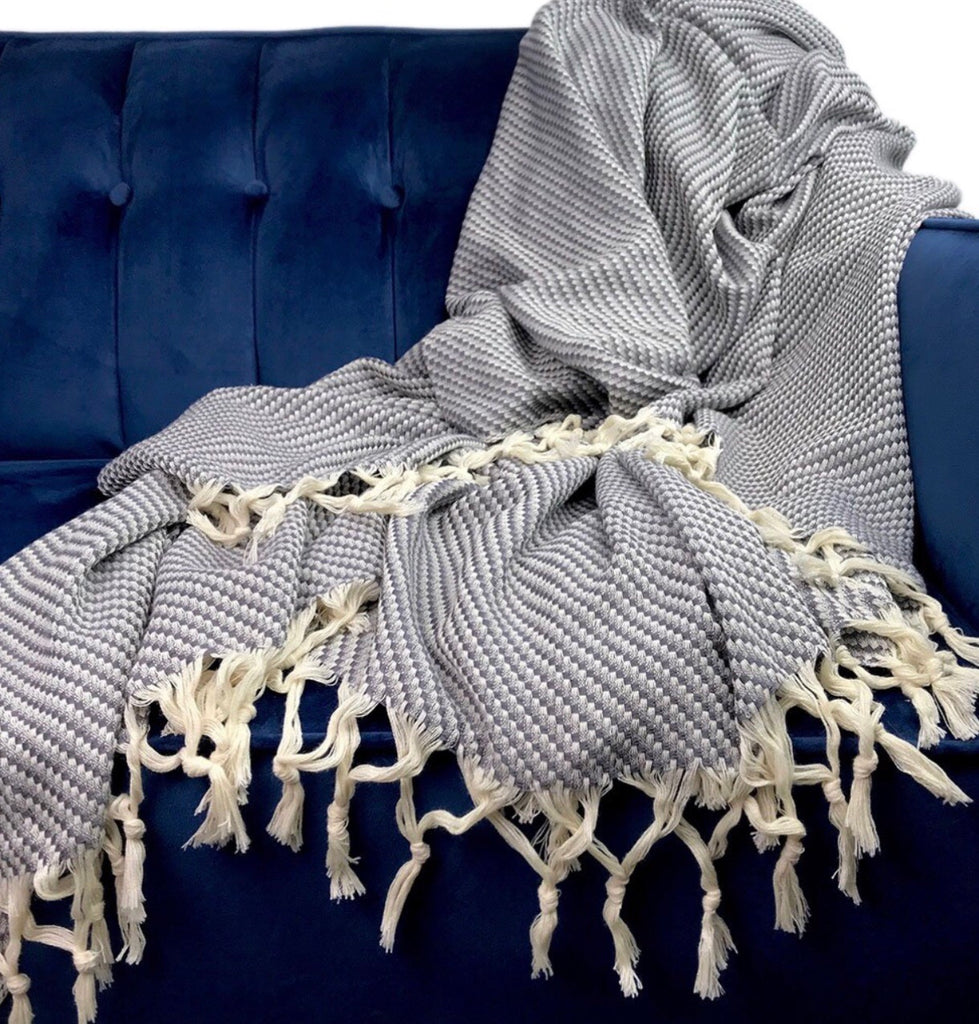 Turkish Weave Throw