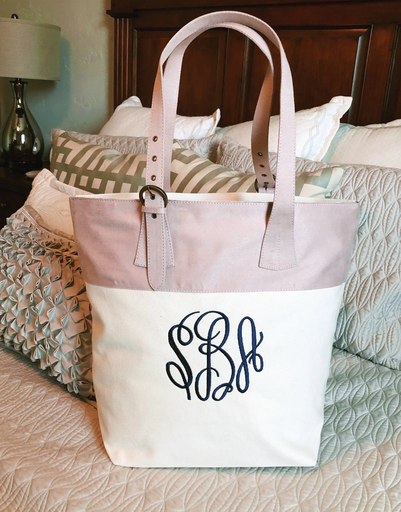 Color Dunes Blush Tote