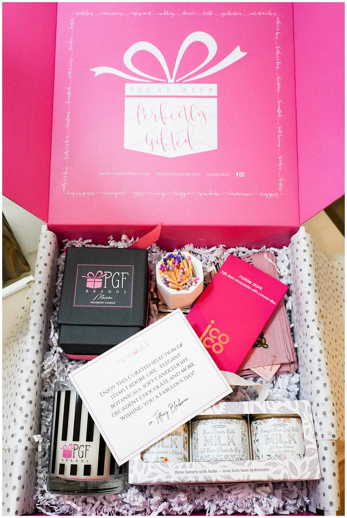 My So-Called Fabulous™ PGF Gift Box x Tiffany Blackmon