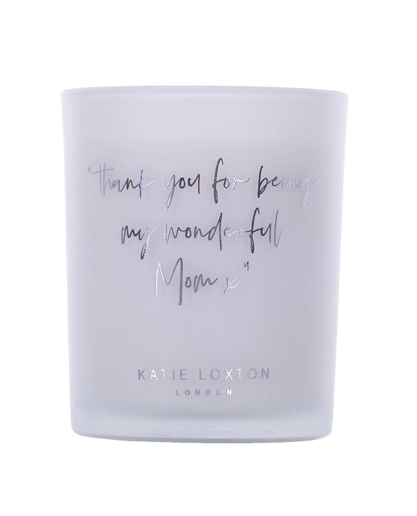 Katie Loxton Wonderful Mom Candle
