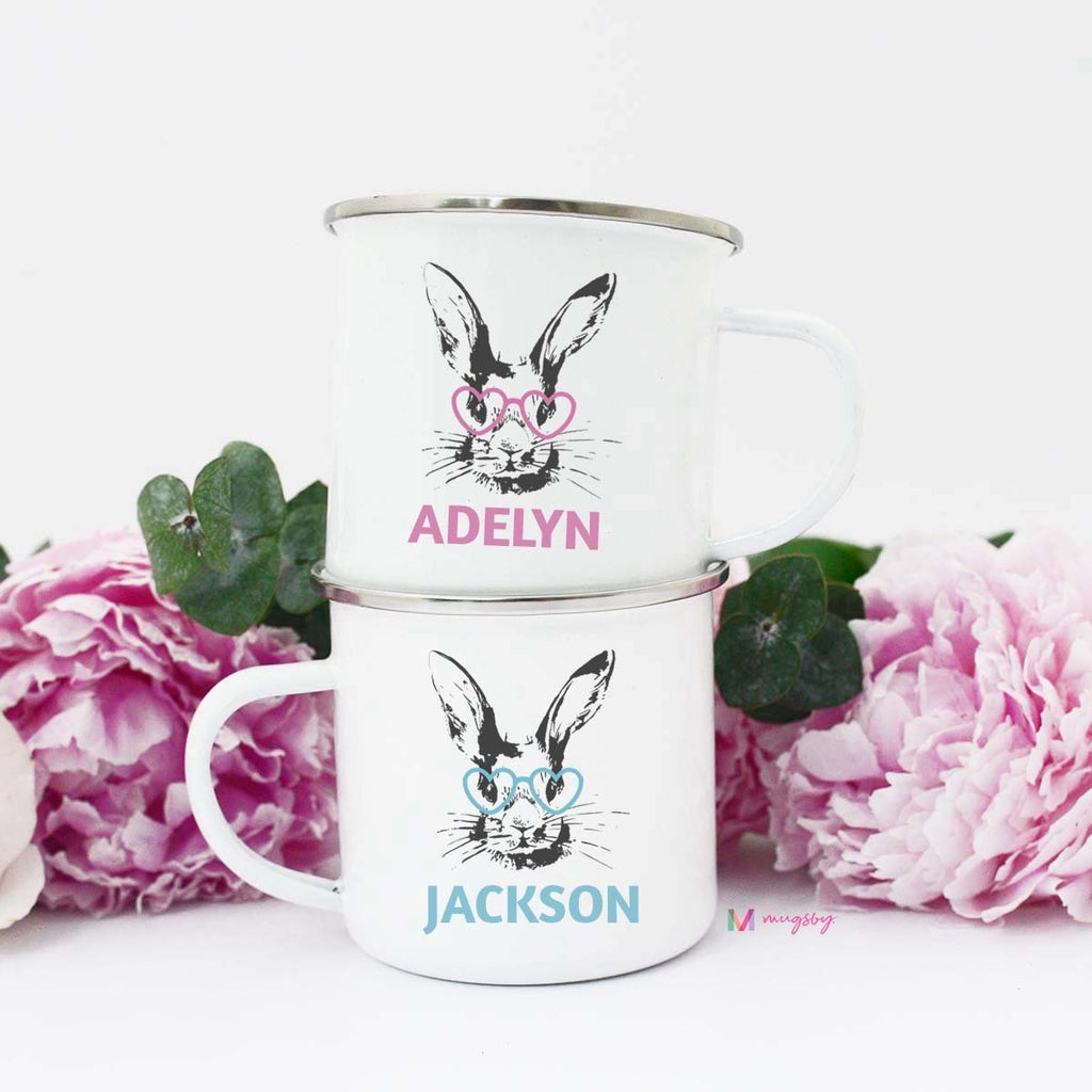 PREORDER Bunny Camp Mugs