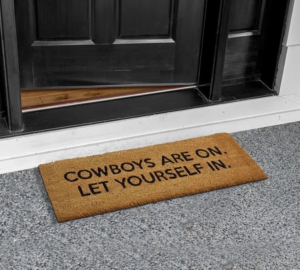 Welcome Mat PREORDER