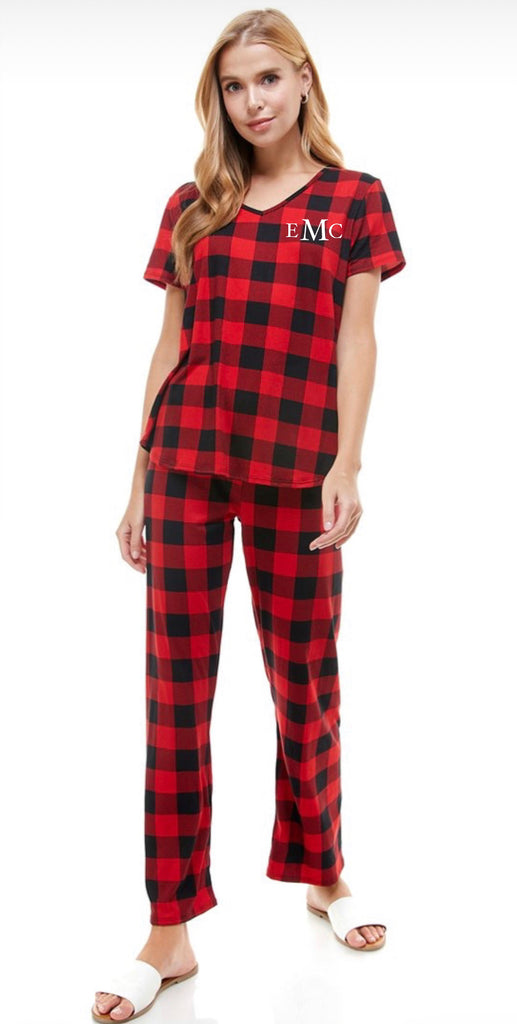 Buffalo Check Loungewear