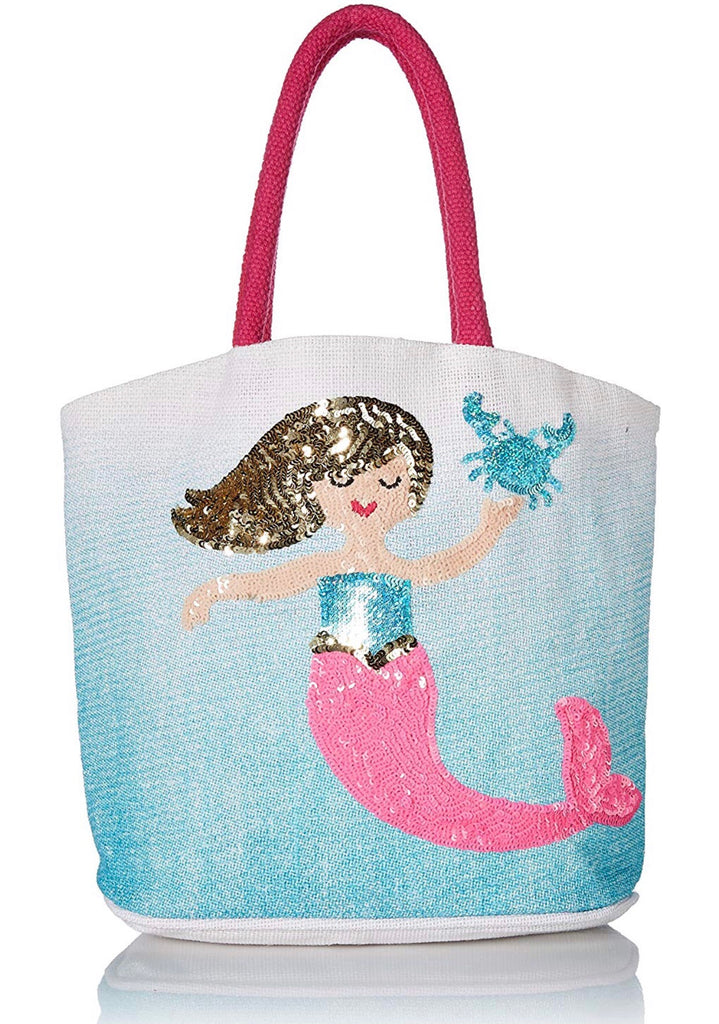 Kids Mermaid Tote