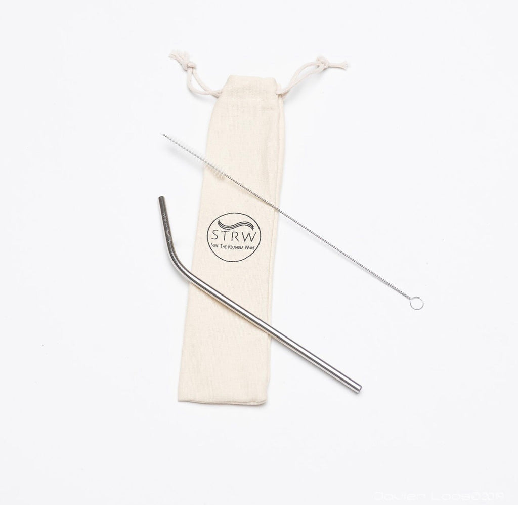 STRW Reusable Stainless Straw