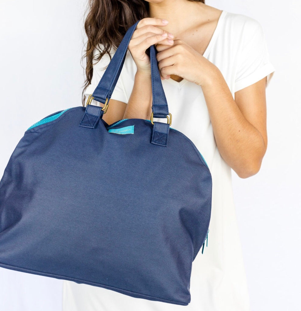 Perfect Crossbody Tote with Pouch