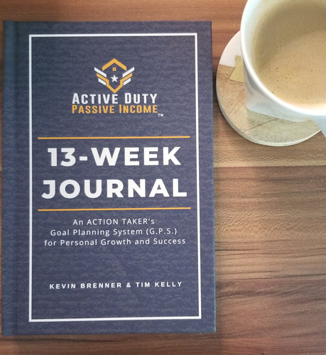 13 Week Journal For Personal Growth & Success
