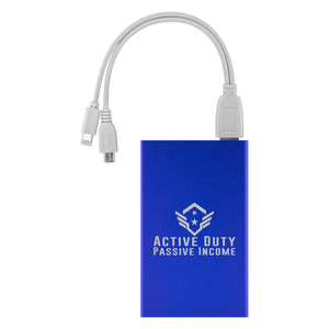 ADPI Logo Power Bank