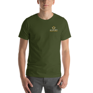 Service Tee Bella+Canvas Short-Sleeve Unisex