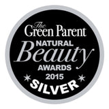 Green Parent Magazine Natural Beauty Awards 2015 Pregnancy Silver Micheline Arcier Aromatherapie Bath Oil Vie Nouvelle