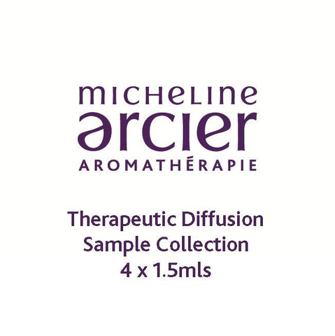 Therapeutic Diffusion Sample Collection