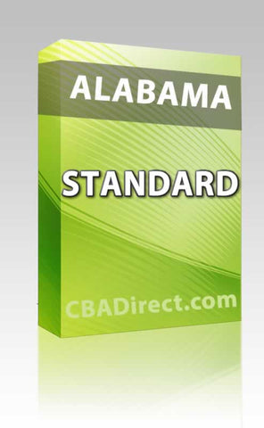 Alabama Standard Package