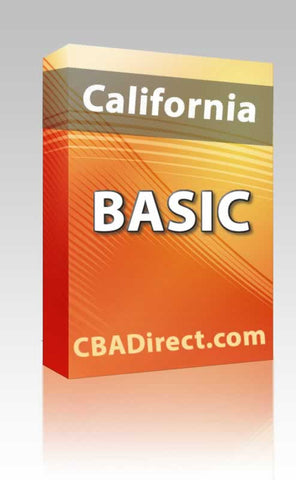 California Basic Package