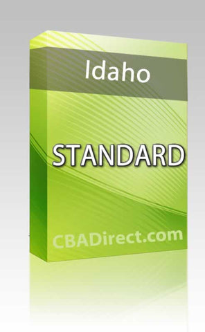 Idaho Standard Package