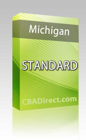 Michigan Standard Package