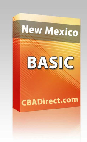 New Mexico Basic Package