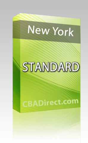 New York Standard Package
