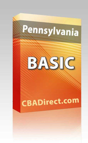 Pennsylvania Basic Package