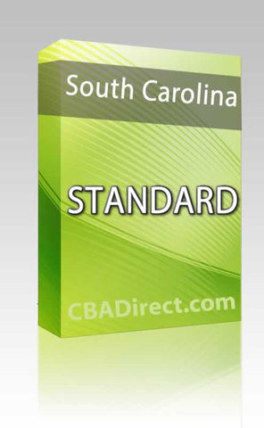 South Carolina Standard Package