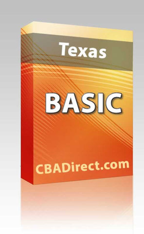 Texas Basic Package