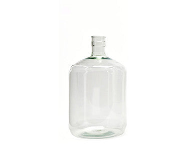 FERMENTER - VINTAGE SHOP PLASTIC CARBOY - 3 GALLON