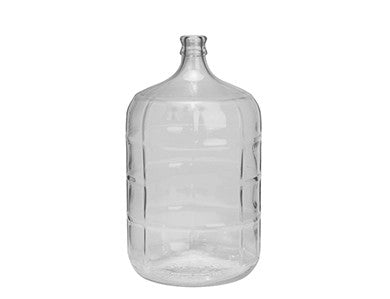 FERMENTER - GLASS CARBOY - 5 GALLON