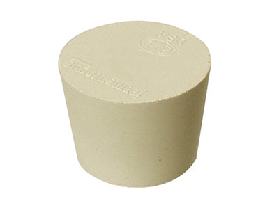 BUNG - #6.5 SOLID RUBBER STOPPER