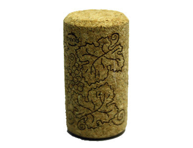 CORK - 9 X 1-3/4 AGLICA WINE CORKS (30/BAG)