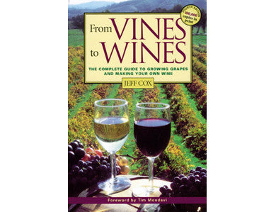 FROM VINES TO WINES (COX)