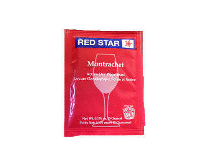 RED STAR PREMIER CLASSIQUE (FORMERLY MONTRACHET) WINE YEAST