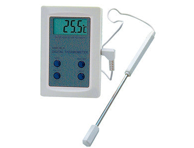 THERMOMETER - ESCALI DIGITAL THERMOMETER WITH PROBE