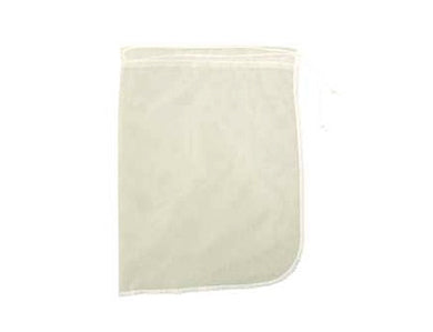 "NYLON MESH BAG - 8.5"" X 9.5"" WITH DRAWSTRING"